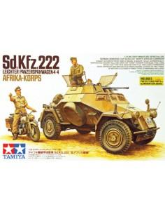 Sd.Kfz.222 Leichter Panzerspahwagen (4x4) Afrika-Korps