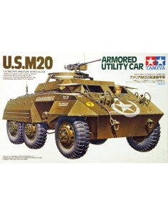 U.S.M20 Armored utility Car