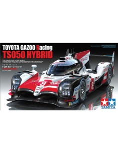 Tamiya - 24349 - TOYOTA GAZOO RACING TS050 HYBRID  - Hobby Sector