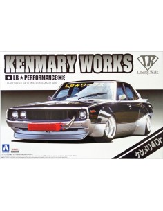 LB Works KenMary 4DR
