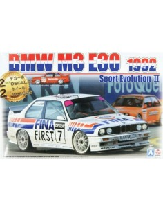 BMW M3 E30 1992 Sport Evolution II (FINA)