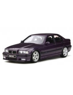 BMW M3 E36 purple