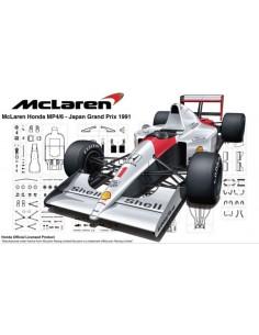 McLaren Honda MP4/6 - 1991