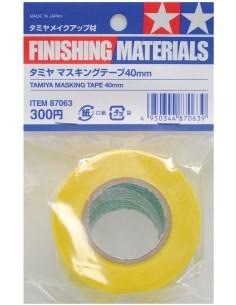 Tamiya - 87063 - Masking Tape 40mm  - Hobby Sector