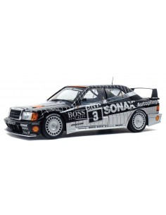 Solido - S1801002 - MERCEDES 190E 2.5-16 Evo 2 DTM Champion 1992  - Hobby Sector