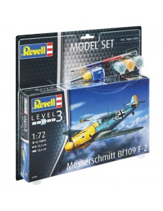 Messerschmitt BF109 F-2 Model SET
