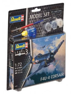 F4U-4 Corsair Model Set