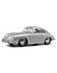 PORSCHE 356 pre-A - SILVER