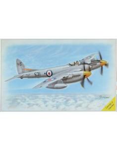 DH. Sea Hornet F. MK. 20/PR. MK. 22