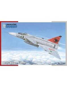 JA-37 Viggen Fighter