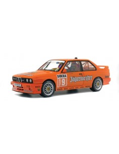 Solido - S1801504 - BMW M3 E30 DTM Jagermeister  - Hobby Sector