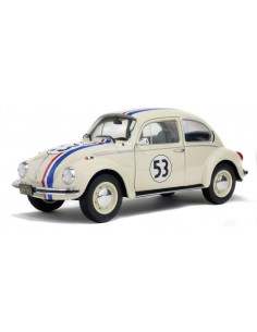 """Solido - S1800505 - VW BEETLE """"RACER 53""""  - Hobby Sector"""