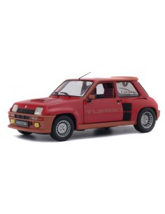 RENAULT R5 TURBO red