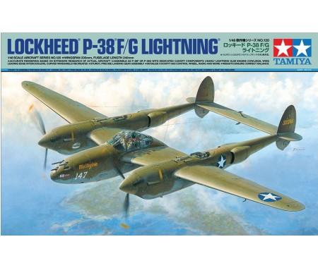 Tamiya - 61120 - Lockheed P-38 F/G Lightning  - Hobby Sector
