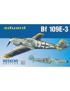 BF 109E-3 - Weekend Edition