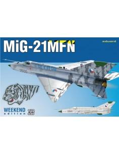 MIG-21 MFN - Weekend Edition