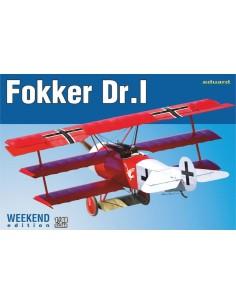 Fokker Dr.I weekend edition