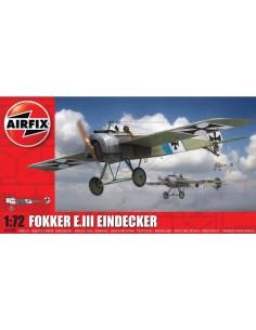 Airfix - A01087 - Fokkker E.III Eindecker  - Hobby Sector