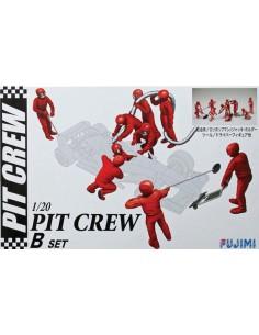 Pit Crew B SET 1/20