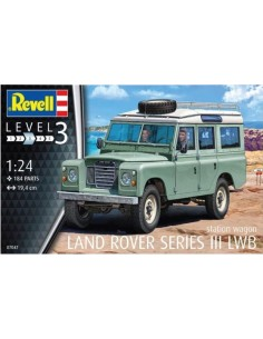 Land Rover Series III LWB Station Wagon