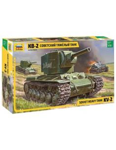 KV-2 Soviet Heavy Tank