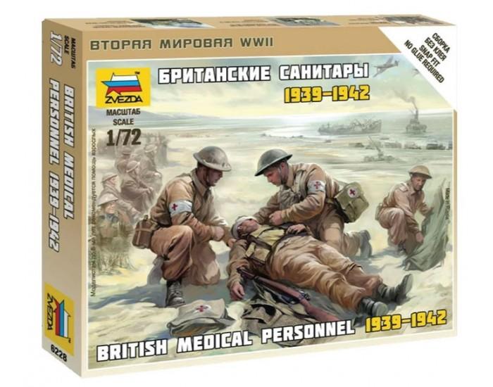 British Medical Personnel 1939-1942