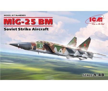 ICM - 48905 - MiG-25 BM  - Hobby Sector