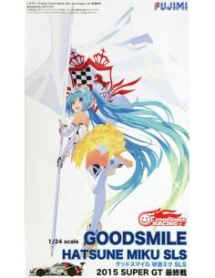 Goodsmile Hatsune Miku Sls 2015 Super Gt