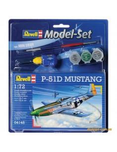 P-51D Mustang Model Set