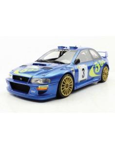 Subaru Impreza S4 WRC Rally Portugal Winner 1998 - Colin McRae
