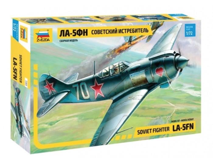 LA-5FN Soviet Fighter