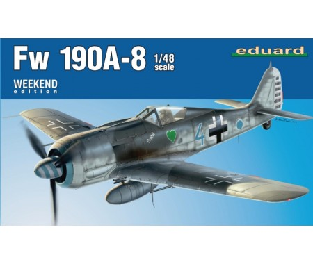 FW 190A-8 - Weekend Edition