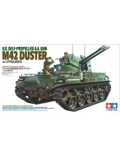 M42 Duster U.S. Self-Propelled A.A. Gun