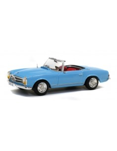 Solido - S4304600 - MERCEDES BENZ 230 SL ROADSTER 1963  - Hobby Sector