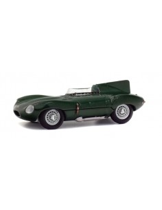 Solido - S4303000 - JAGUAR D TYPE 1952  - Hobby Sector