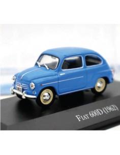 Fiat 600D 1962