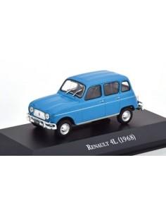 Renault 4L 1968