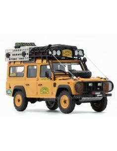 "Land Rover Defender 110 ""Camel Trophy"" Support Unit Sabah-Malaysia 1993"