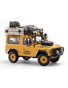 "Land Rover 90 ""Camel Trophy"" borneo 1985"