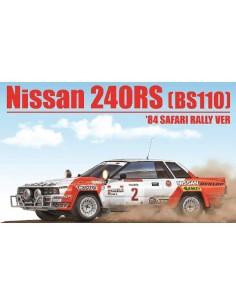 Nissan 240RS BS100 1984 Safari Rally version