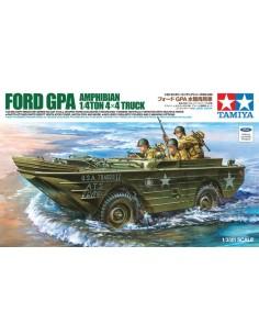 Ford GPA Amphibian 1/4Ton 4x4 Truck