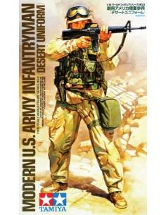 Modern U.S.Army Infantryman (Desert Uniform)