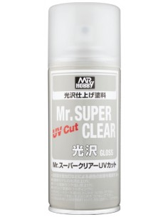 Mr. Super Clear UV Cut gloss 170ml