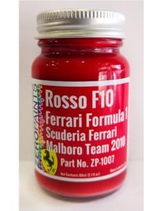 Rosso Corsa Ferrari - F10 Ferrari F1 60ml