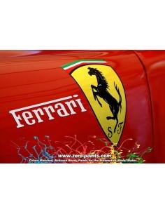 Rosso Ferrari F1 - 1970s-1980s 60ml