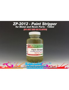 Paint Stripper for Metal and Resin 120ml