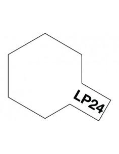 LP-24 Semi Gloss Clear 10ml Tinta Lacquer