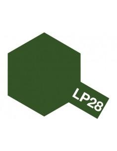 LP-28 Olive Drab 10ml Tinta Lacquer