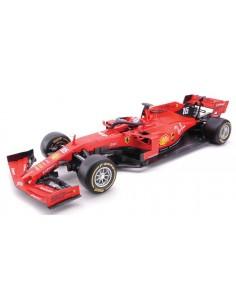 Bburago - 16807L - Ferrari F1 SF90 2019 - Charles Leclerc  - Hobby Sector