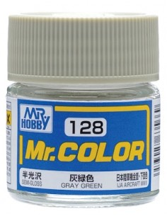 C128 Gray Green - 10ml Tinta Lacquer